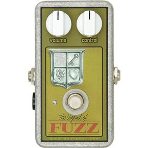 Legend of Fuzz?!?