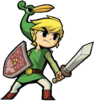 Link's Looks and Other Artistic Anomalies