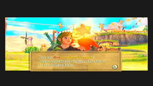 Skyward Sword Lost Sister Quest