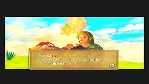 Skyward Sword Missing Sister Quest