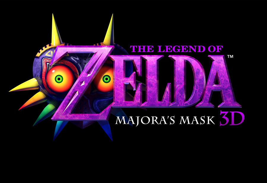 Majora's Mask 3D Logo