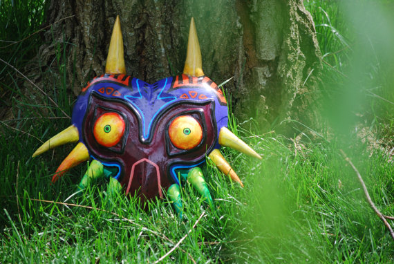 Legend of Zelda: Majoras Mask Replica