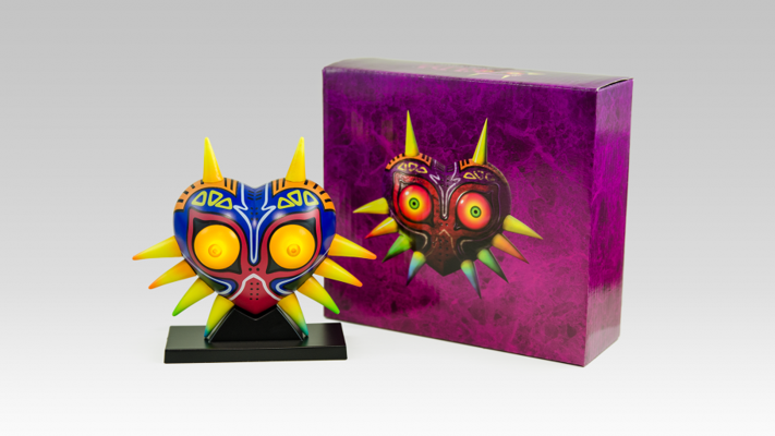 Club Nintendo - Majora's Mask Light