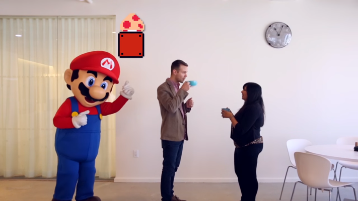Nintendo Celebrate Mario Day