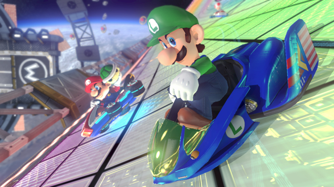 Mario Kart 8 AOC 1