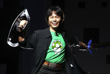 Shigeru Miyamoto Disappointed with Zelda II
