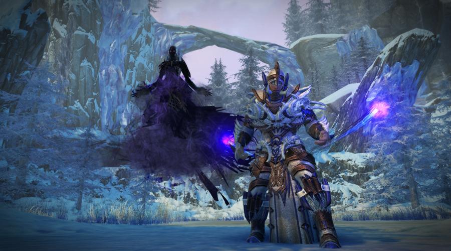 Neverwinter Scourge Warlock Screenshots