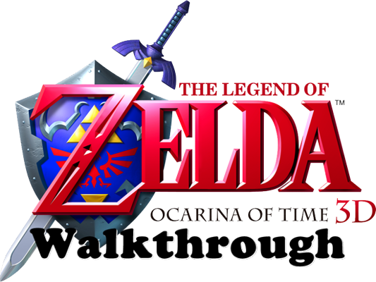 Ocarina of Time 3D Walkthrough