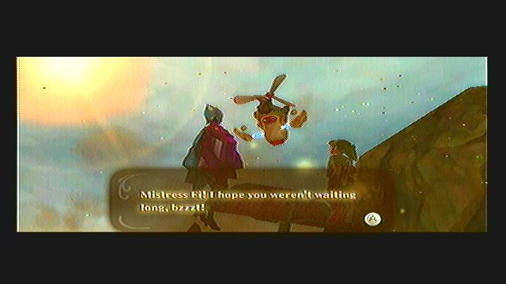 Skyward Sword Missing Windmill Propeller Location