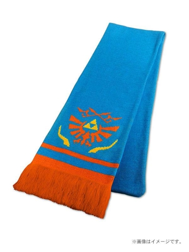 Hyrule Warriors Scarf