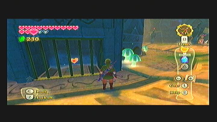 Skyview Temple Heart Piece 1