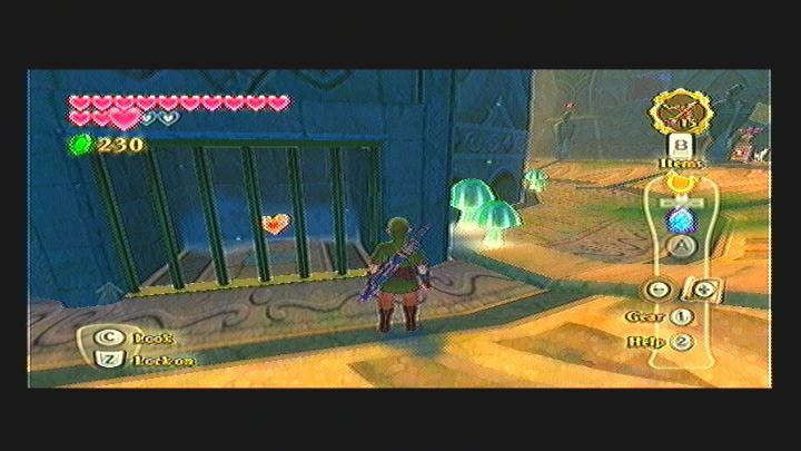 Skyview Temple Heart Piece 1