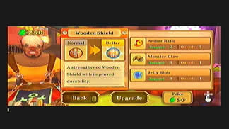 Banded Shield