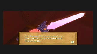 Skyward Sword Gear Master Sword