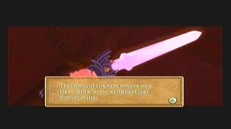 Skyward Sword Gear Master Sword