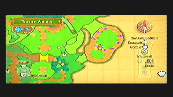 Skyward Sword Strange Plant Wanted