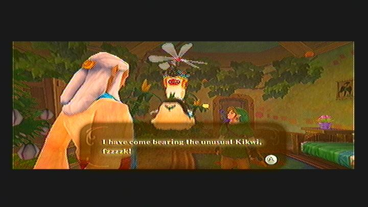 Skyward Sword Strange Plant Wanted Owlan