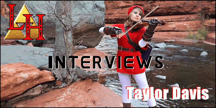 Taylor Davis Interview