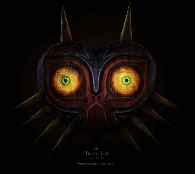Time's End - A Majora's Mask Album