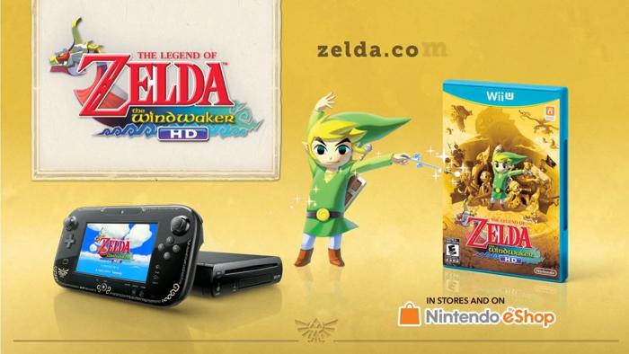 The Wind Waker HD Wii U Bundle Leaked?