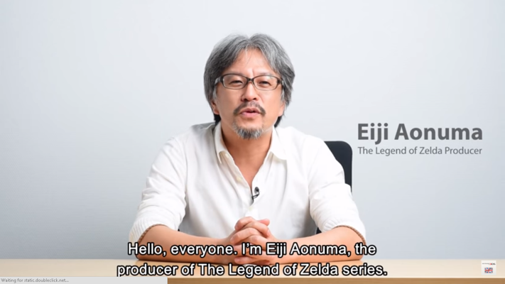 Aonuma Unsure About Having Link Speak in Zelda Games