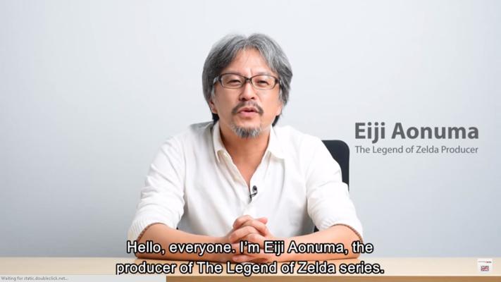 Aonuma Unsure About Having Link Speak in Zelda Games