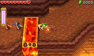 Tri Force Heroes Screenshot