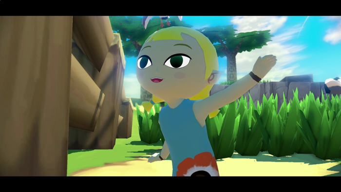 Wind Waker HD Screenshot