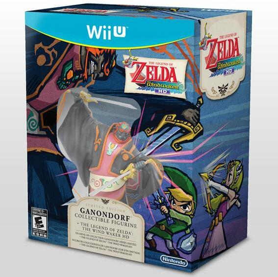 The Wind Waker HD Limited Edition