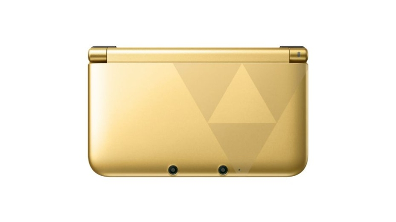 Limited Edition A Link Between Worlds 3DS XL Coming to Australia