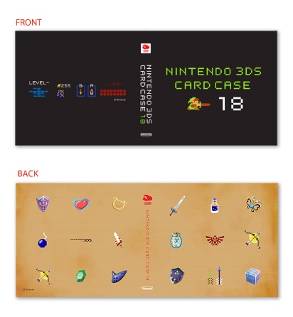 3DS Game Card Case In Stock