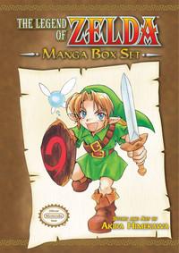 Legend of Zelda Manga Boxset