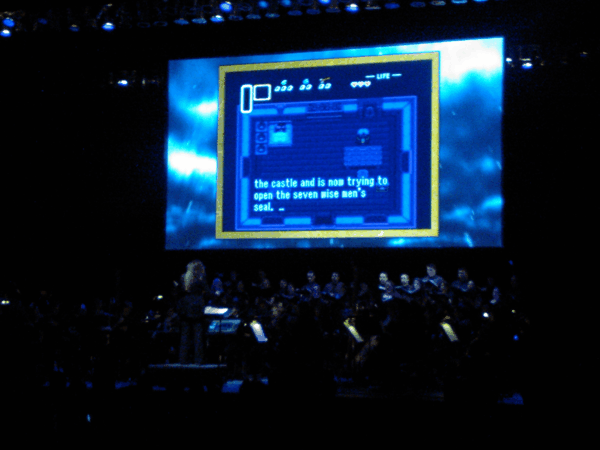 Zelda Symphony A Link to the Past