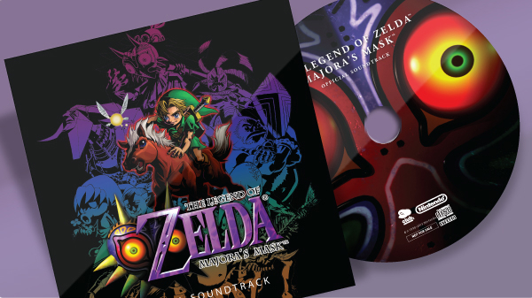 2013 Club Nintendo Elite Status Gifts Include Majora's Mask OST