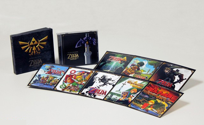 Collecting My Thoughts on the Zelda 30th Anniversary Music Collection