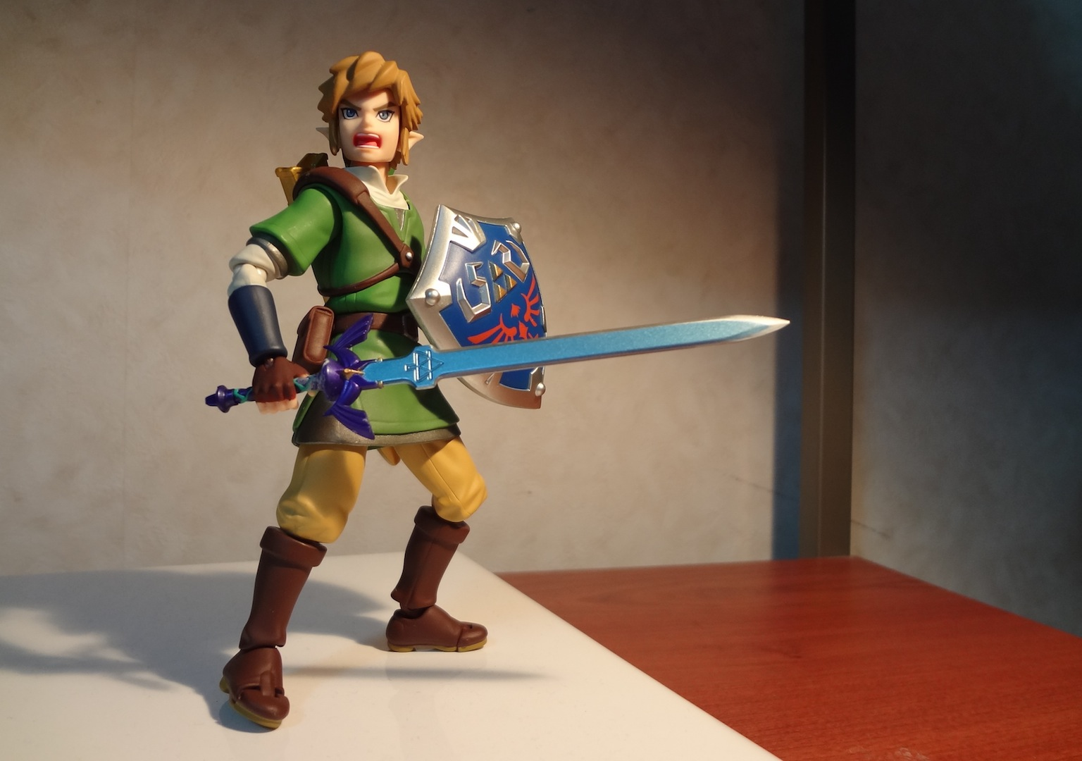 Link Figma Figure Headed to North America