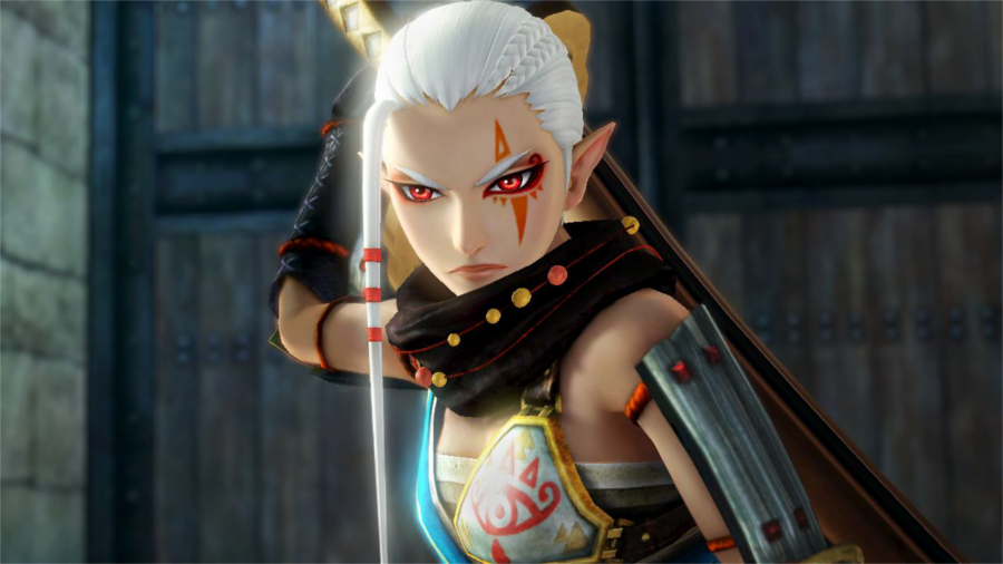 Hyrule Warriors Impa Screenshot