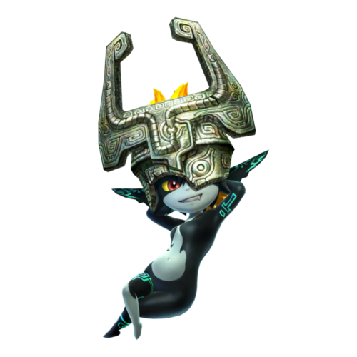 Midna Appears!