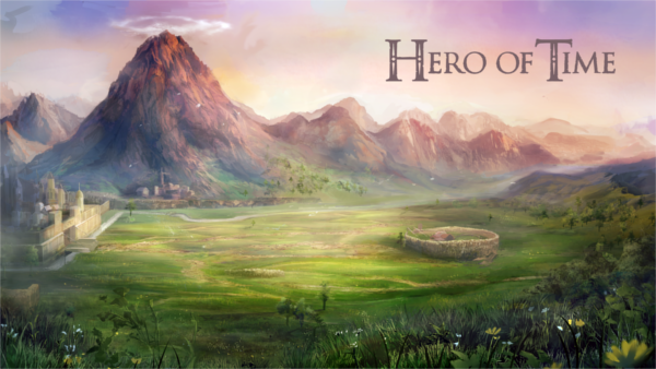 Hero of Time Banner