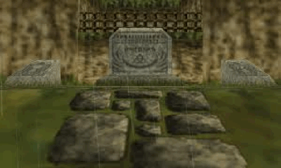 Death in the Legend of Zelda - Grave