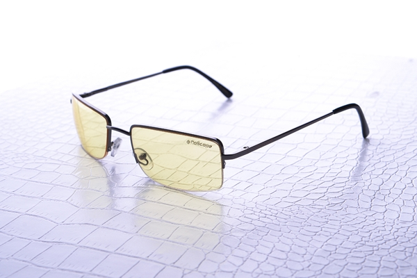 NoScope Gemini Glasses