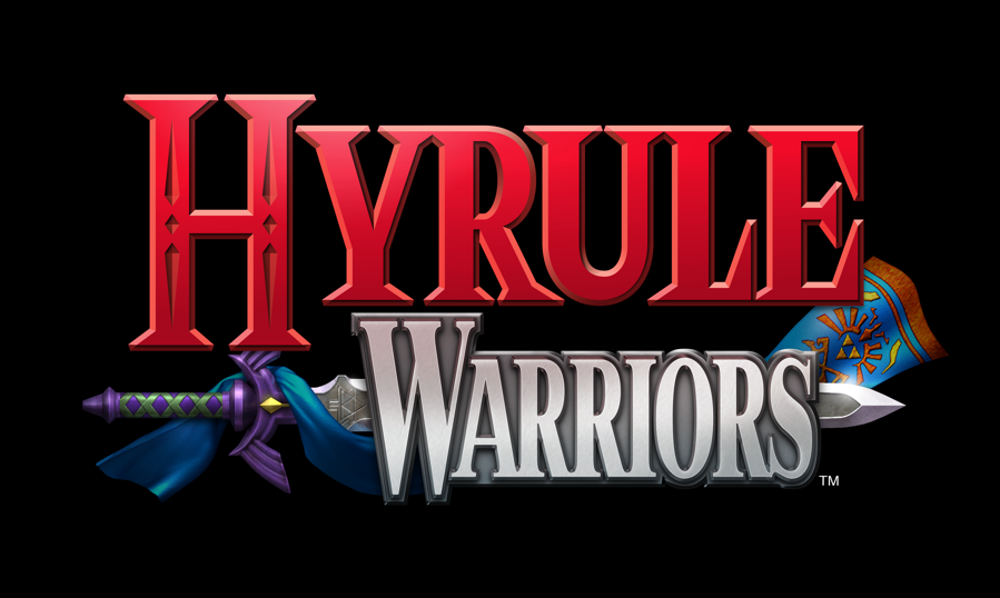 Hyrule Warriors E3 Logo
