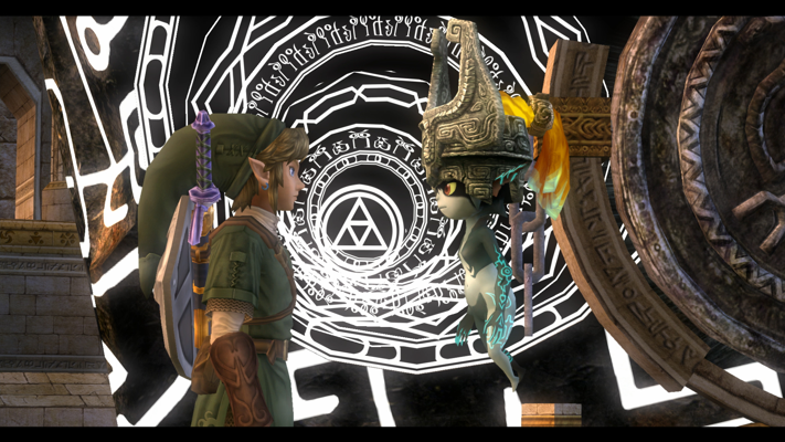 Twilight Princess HD Hero Mode