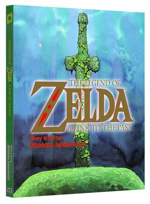 A Link to the Past Graphic Novel