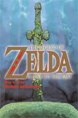 Australia: A Link to the Past Manga