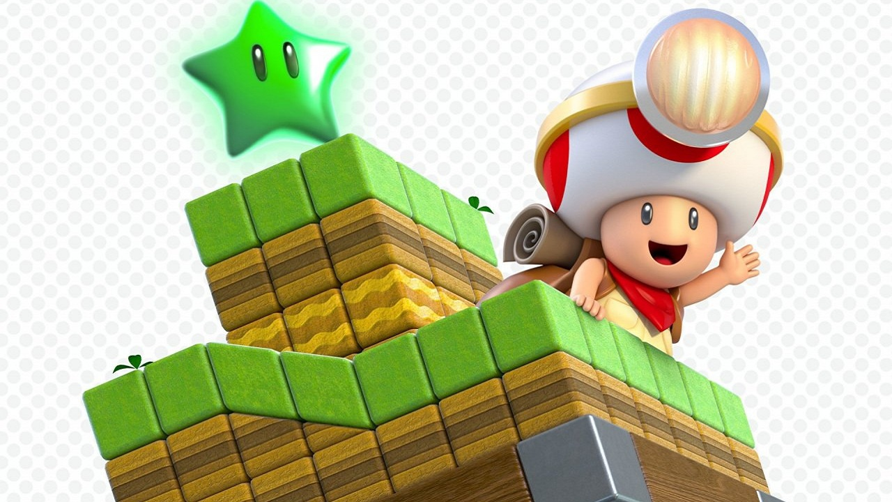 Captain Toad Artwork