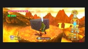 Skyward Sword Goddess Cubes