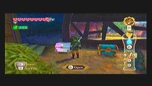 Skyward Sword Goddess Cubes
