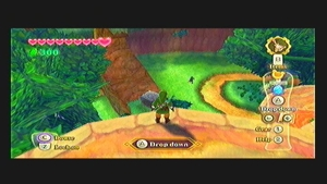Skyward Sword Faron Woods Goddess Cube