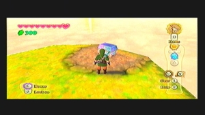 Skyloft Goddess Cube Chest